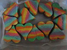 my attempt at pinata cookies