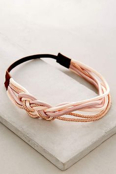 Interweave Headband - anthropologie.com #anthrofave #anthropologie