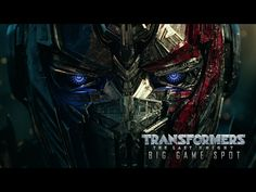 Transformers: The Last Knight (2017) - Big Game Spot | Paramount Pictures