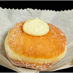 Bomboloni alla Crema – Italian Cream-Filled Donuts Recipe - Key Ingredient