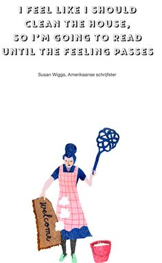 PIN IT! Quote with illustration by Deborah van der Schaaf.
