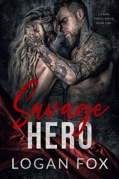 Heroes Book, Dark And Twisted, World Of Books, Beautiful Cover, Family Affair, Book Fandoms, Love Reading, Romance Books, Savage