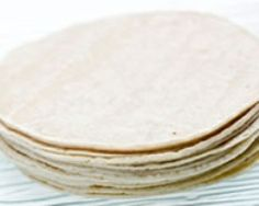 Pâte à wraps ou tortilla facile