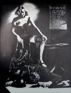 Columbia Pictures's 1934 photograph in protest of the Hays Code