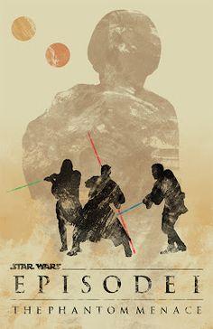 Star Wars Episode I: The Phanton Menace