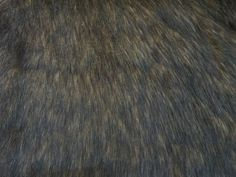 Webpelz-kuscheliges-Langhaar-Kunstfell-Stoffe-Decke-Euro8022-5-schwarz-braun