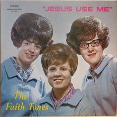 """Ein unmoralisches Angebot: """"Jesus, benutz mich!"""", lautet die laszive Aufforderung der bowlingkugelartig frisierten Pop-Sirenen von den """"Faith Tones"""" auf diesem Cover. Angesichts dieses Covers bleibt da nur die Frage: """"What would Jesus do?"""""""
