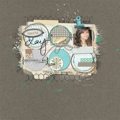 Nath is always an inspiration to me - love the details that she puts together on her layouts!