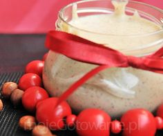 Krem Kinder Bueno - MojeGotowanie.pl - Przepisy - Przetwory - Krem Kinder Bueno Sweet Sauce, Tzatziki, Bellini, Nutella, Tiramisu, Nom Nom, Sweets, Cream, Vegetables