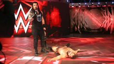 Roman Reigns challenges Rusev to meet inside Hell in a Cell: photos