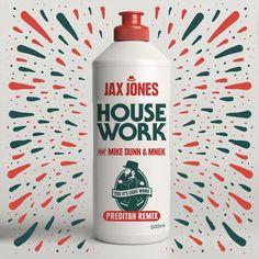 """House Work - Preditah Remix"" by Jax Jones Mike Dunn MNEK Preditah was added to my Top EDM playlist on Spotify"