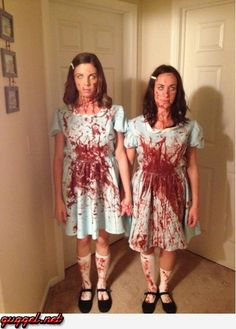 Awesome idea for Halloween                              …