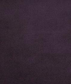 JB Martin Como Velvet Deep Purple Fabric | onlinefabricstore.net