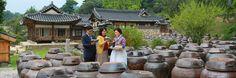 Témoins de Jéhovah qui prêchent la bonne nouvelle en Corée du Sud