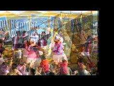 This popular Disney Cruise Ship features a Sailing Away Party to kick of the cruise.  Check it out!