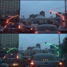 ウクライナの信号機