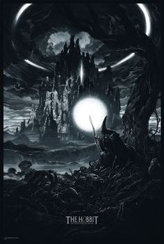 Cool Art: The Hobbit & The Lord Of The Rings