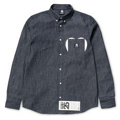 Carhartt WIP L/S Civil Shirt