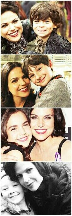 Lana and The Once Upon A Time Kids c: