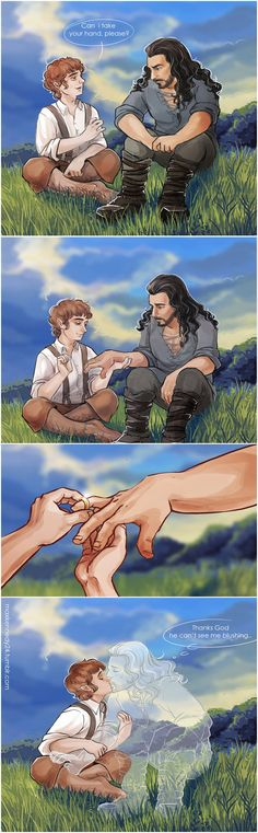 The Hobbit: An Unexpected Journey - The ring by maXKennedy on deviantART