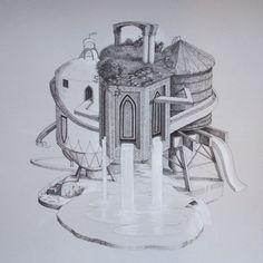 Eric Diehl    drawing