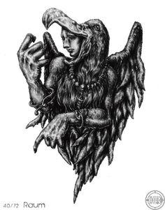 The Demon Raum - Spirit of Solomon