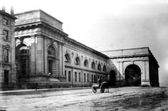 Central Station, Newcastle upon Tyne in 1880.