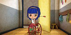 Filme conta a história do primeiro dia de aula de uma menina com paralisia cerebral