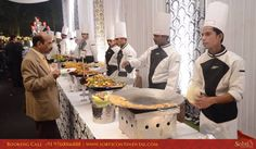 The caterers at Sobti Continental are the leading names within the trade and capable enough to offer the guests a wide variety of menu options to choose from. www.sobticontinental.com/rudrapur/Receive-warm-welcome-Rudrapur-Sobti-Continental.php