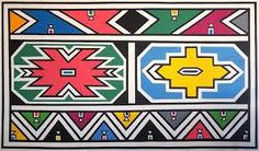 Image result for ndebele patterns
