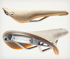 Brooks Cambium Bike Saddle Bicycle Seat | Cool Material ($195.00) - Svpply