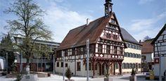 Gemeinde Königsbach-Stein Benz, Germany, Cabin, House Styles, Travel, Home Decor, Communities Unit, Stones, Homes