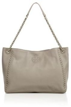 Tory Burch Marion Leather Chain Shoulder Bag