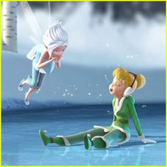 In the new flick, Tinker Bell and her fairy friends travel into the forbidden world of the mysterious Winter Woods, where curiosity and adventure lead Tink to an amazing discovery and reveal a magical secret that could change her world forever.