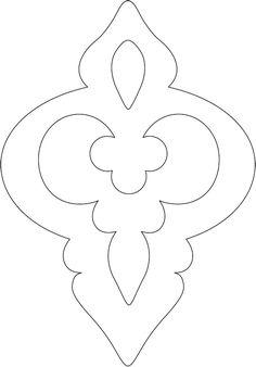 Ornate Ornament Template | Scribd