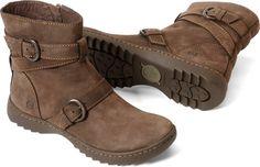 I love Born boots.
