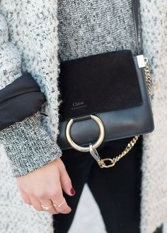 1c624abab6c I love this Chloe bag so much. You can ware it in the evening (chic) or  even on a jeans it will never look too chic.