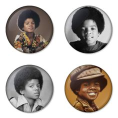 "MICHAEL JACKSON 1.75"" Badges Pinbacks, Mirror, Magnet, Bottle Opener Keychain http://www.amazon.com/gp/product/B00CCKPUY2"
