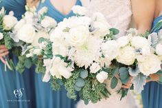Louis-based florist for weddings, corporate, special and nonprofit events on Sisters Floral Design Studio… Bridesmaid Bouquet, Wedding Bouquets, Bridesmaids, Wedding Flowers, Floral Design, Floral Wreath, Sisters, Ivory, Table Decorations