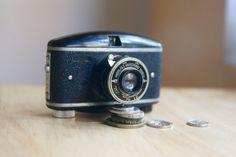 Working Camera, Argus Model M, Art Deco Camera