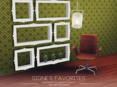 DT456's@TSR - Signe Favorites #Sims3