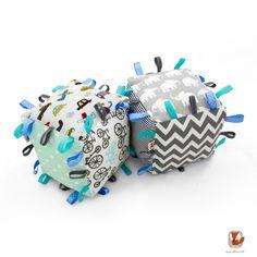 Sensory Cube from lollifox.  Do you like it? Follow us! https://www.facebook.com/lollifoxtoys