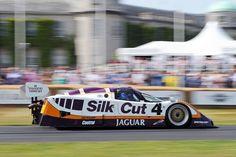 Silk Cut TWR Jaguar XJR-9 Group C, 1988 Le Mans winner