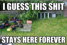 Cutting The Grass Logic