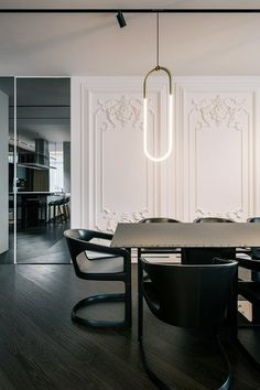 Diamond Hill Apartment | YØDEZEEN Architects #lighting