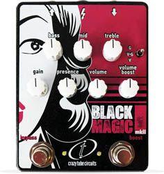 Crazy Tube Circuits Black Magic mkII [Distortion]