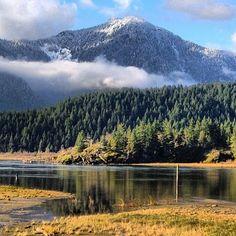 Pitt Lake, British Columbia - Canada