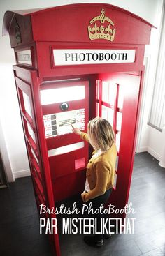 Location cabine photo - Mister Like That