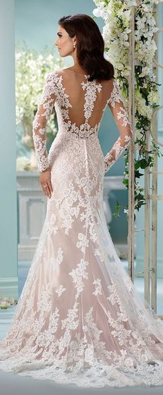 Fantastic Tulle Bateau Neckline Mermaid Wedding Dresses With Lace Appliques