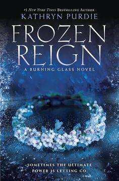 Frozen Reigh by Kathryn Purdie